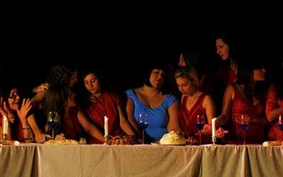 última cena – 2013